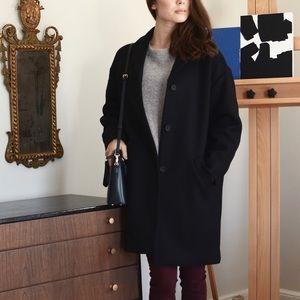 Everlane Cocoon Coat